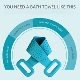 Silicone Bath Towel
