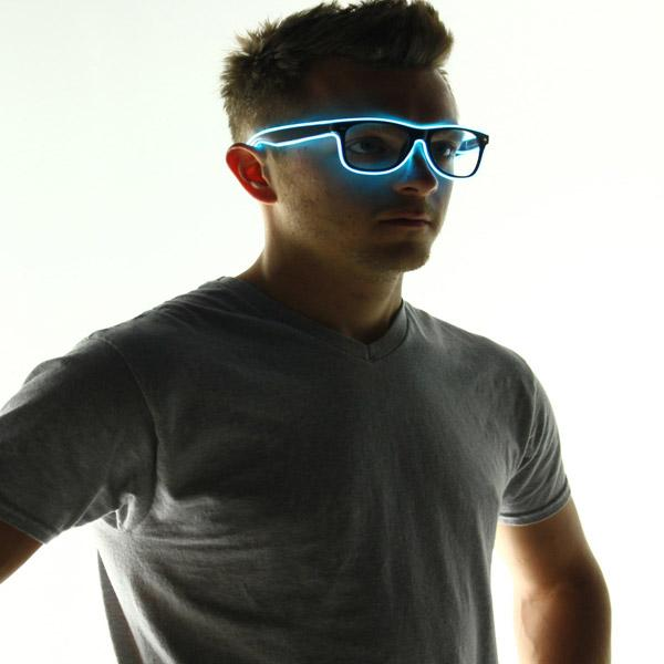 Light Up Glasses | Glasses | Aqua