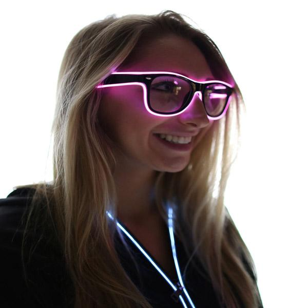 Light Up Glasses | Glasses | Purple