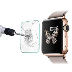 Tempered Glass Apple Watch Screen Protector | Apple Watch Case | [option1]