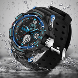 Mens LED Digital Sports Watch | Sports Watch | Blue