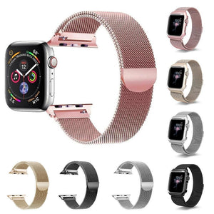 Milanese Stainless Steel Apple Watch (Series 4) Strap | Apple Watch | [option1]