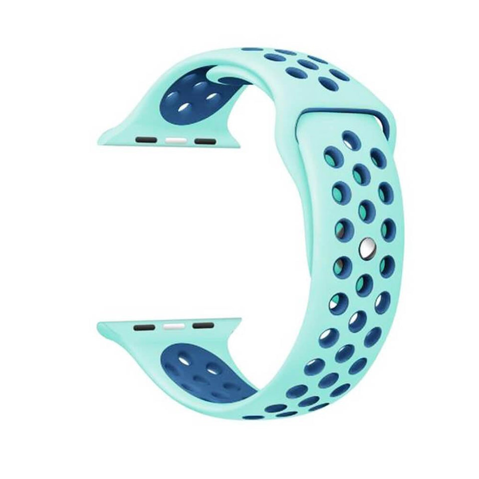 Sports Apple Watch Strap | Apple Watch | Turquoise Blue