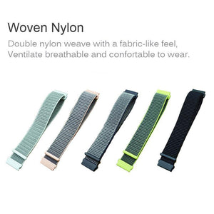 Woven Nylon Garmin Vivoactive 3 Strap | Garmin Vivoactive 3 Strap | [option1]