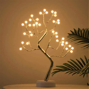 Fairy Light Spirit Tree