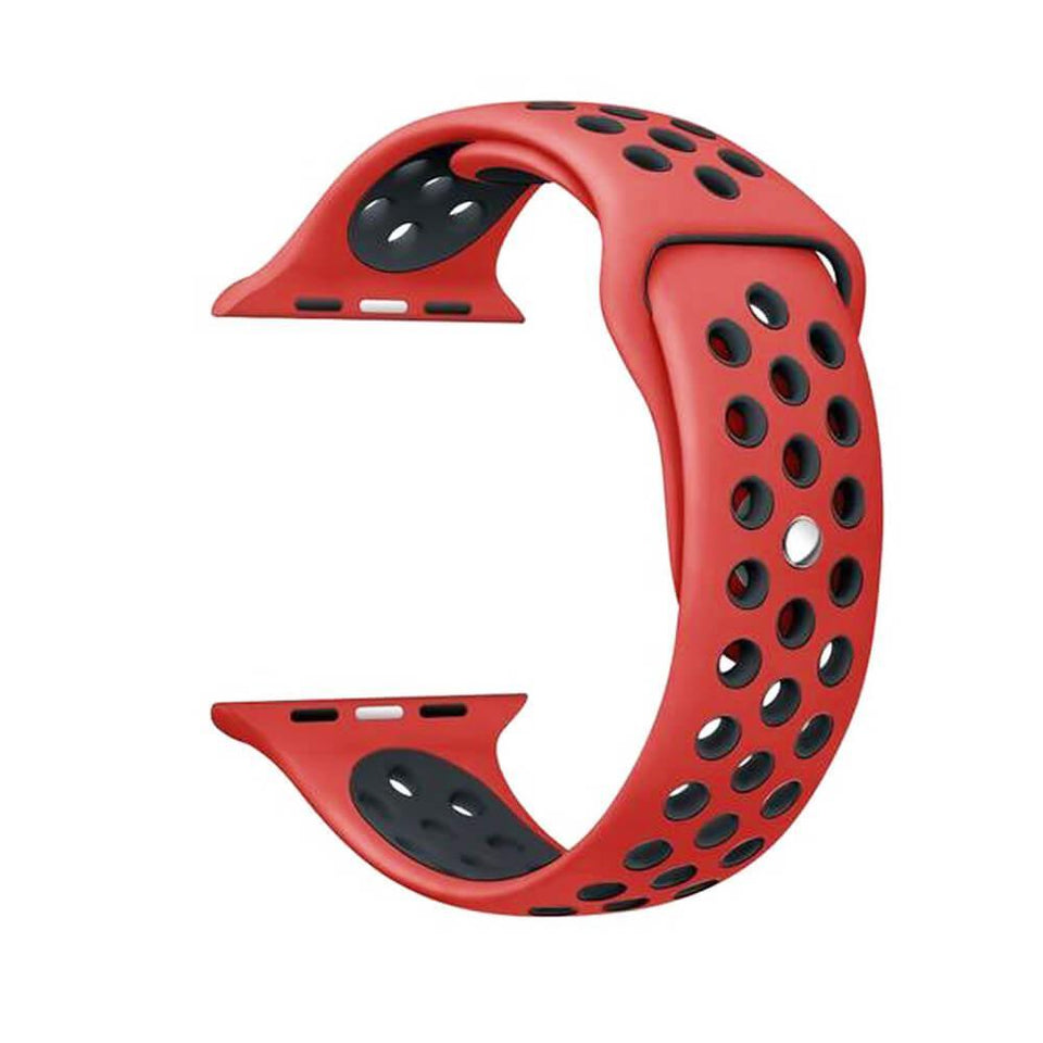 Sports Apple Watch Strap | Apple Watch | Red Black