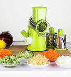 Multi-Function Vegetable Cutter & Slicer | Shredders & Slicers | Green