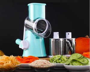 Multi-Function Vegetable Cutter & Slicer | Shredders & Slicers | [option1]