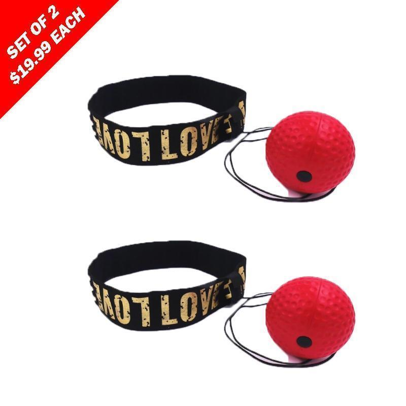 ActivPulse Boxing Reflex Ball