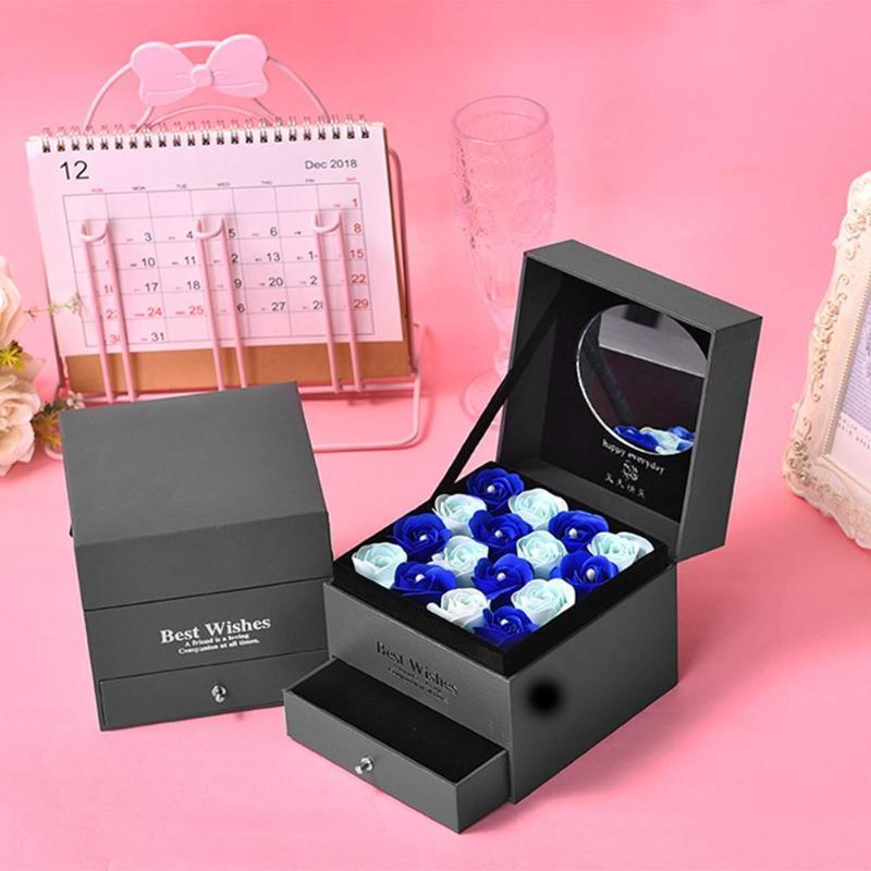 Romantic Rose Box | [product_type] | [option1]