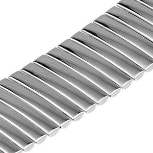 Elasticated Stainless Steel Apple Watch Strap | Apple Watch | [option1]