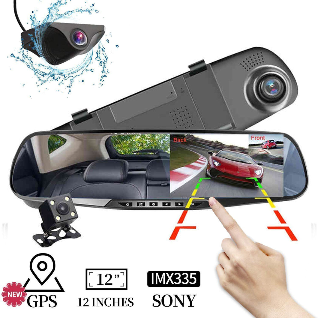70% OFF - LCD DVR Video Dash Cam Recorder - 1080P FHD CAMERA-Free Shipping plus Free 32GB SD Card