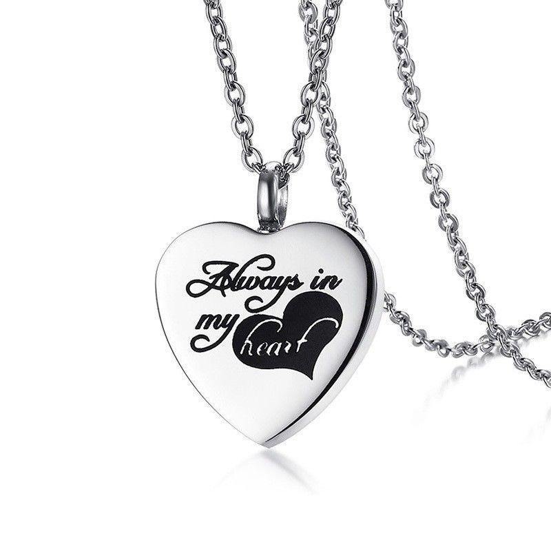 Always in My Heart | Urn Jewelry | Urn Necklace | [option1]
