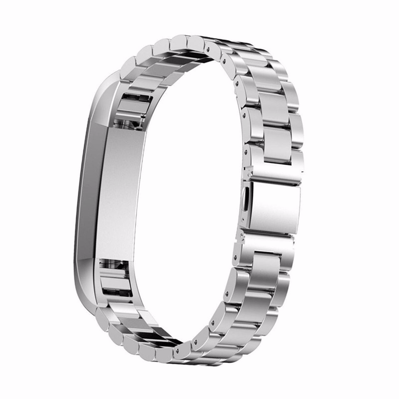 Stainless Steel Fitbit Alta/Alta HR Strap | Fitbit Alta | Silver