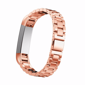 Stainless Steel Fitbit Alta/Alta HR Strap | Fitbit Alta | Rose Gold