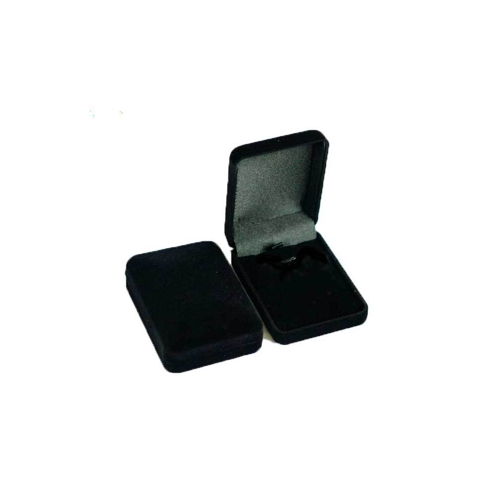 Gift Box - Black Velvet | Cremation Jewelry Accessories | [option1]