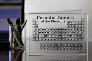 Heritage Periodic Table - Collector's Edition 85 Elements