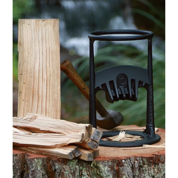 Firewood Kindling Splitter Kit