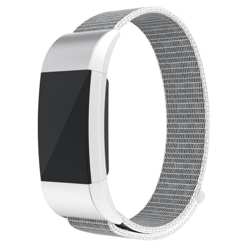 Sports Nylon Loop Fitbit Charge 2 Strap | Fitbit Charge 2 | Seashell