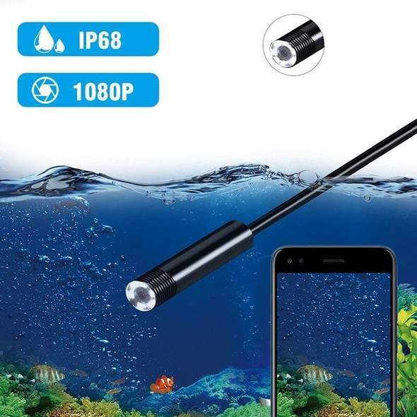 Endoscope Camera For Smartphones iOS/Android Supported
