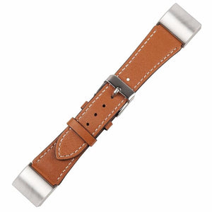 Fine Calf Leather Fitbit Charge 2 Strap | Fitbit Charge 2 | Brown