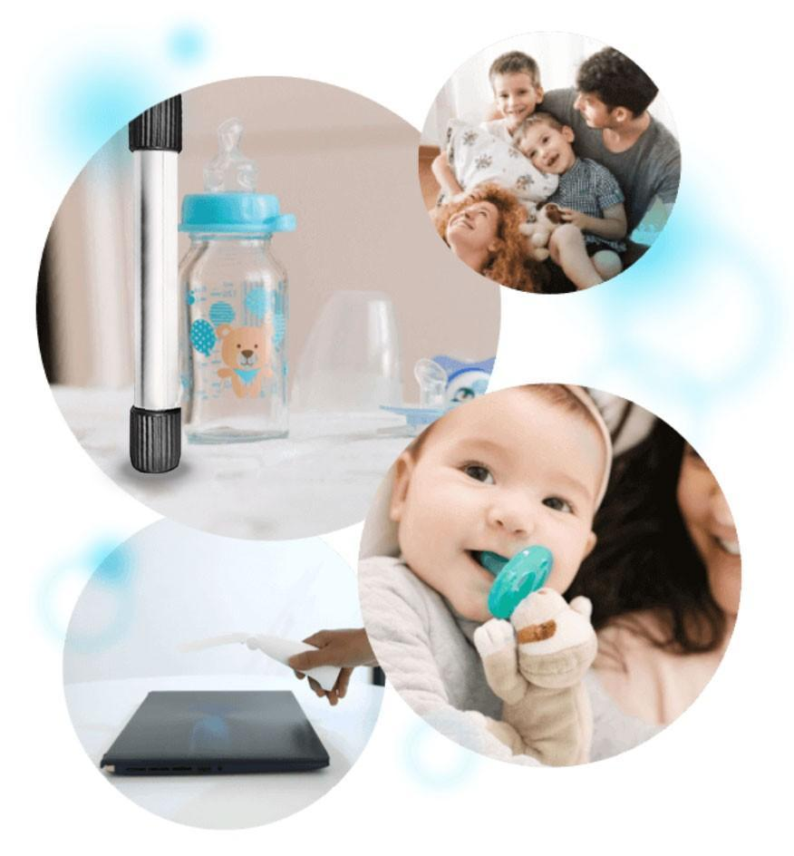 Portable UV Lamp Sanitizer