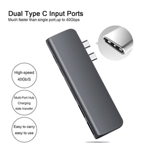 MACBOOK PRO USB TYPE-C HUB TO HDMI ADAPTER | [product_type] | [option1]