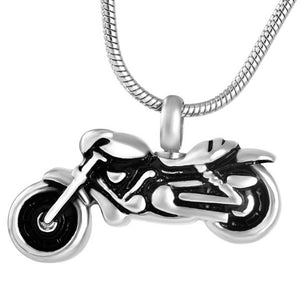 Motorcycle Style 1 | Urn Jewelry | Urn Necklace | [option1]