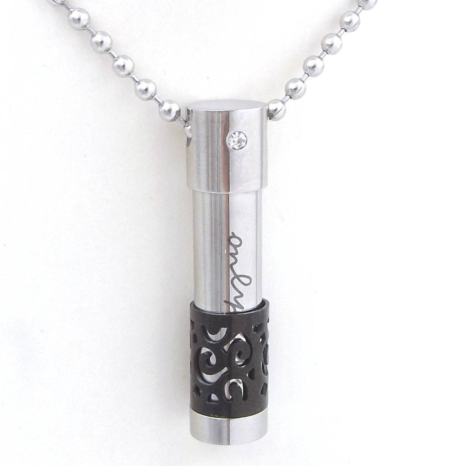Only Love Cylinder | Urn Jewelry | Urn Necklace | [option1]