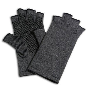 Arthritis Compression Gloves | [product_type] | Gray w/ Grip