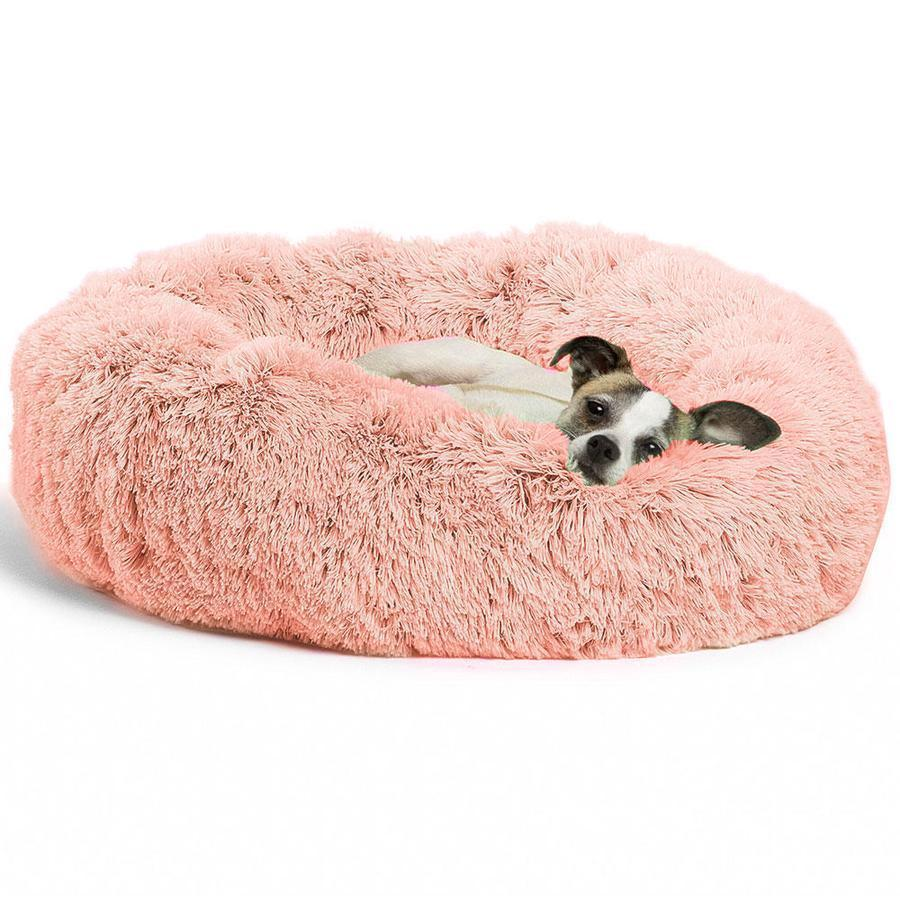 Comfy Calming Dog Bed