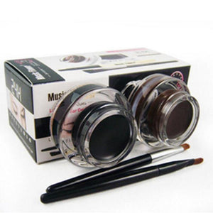 Water-proof And Smudge-proof Eye Liner Kit | Beauty, Health, | [option1]