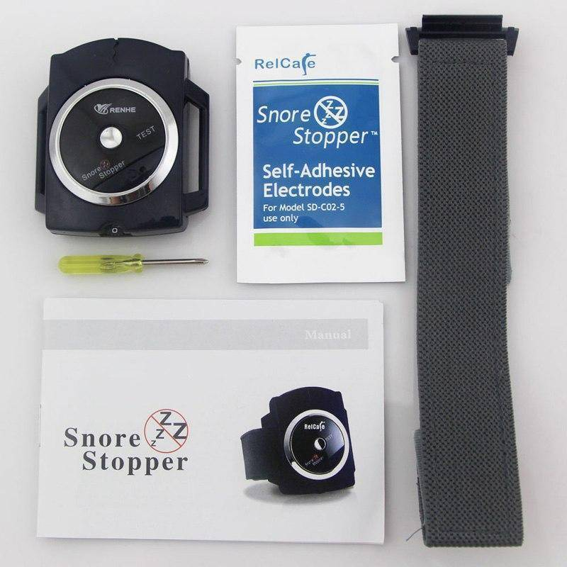 Smart Snore Stopper Wristband | [product_type] | [option1]