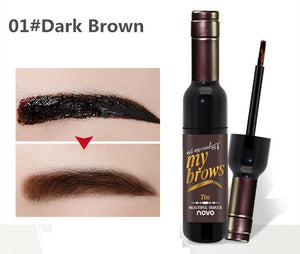 Red Wine Peel Off Eye Brow Tattoo Tint | Beauty, Health, | Dark Brown 01