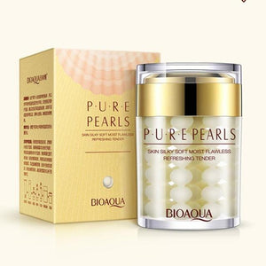 BIOAQUA Pure Seawater Pearl Nourish Moisturizing Emulsion 35ml | Beauty, Health, | Default Title