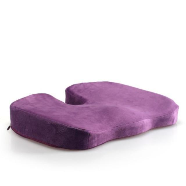Seat Cushion Orthopedic | [product_type] | Purple