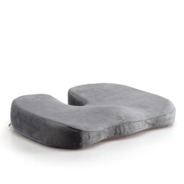 Seat Cushion Orthopedic | [product_type] | Light Grey