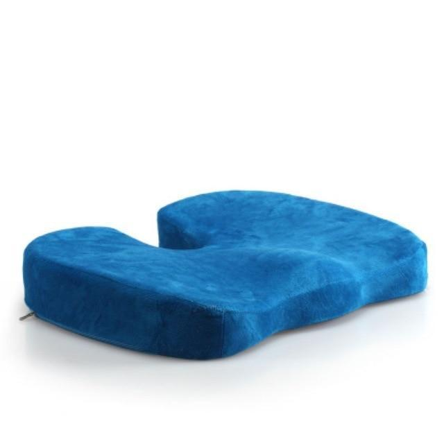 Seat Cushion Orthopedic | [product_type] | Blue