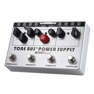 Compressor Electric Guitar Effects Pedal | [product_type] | [option1]