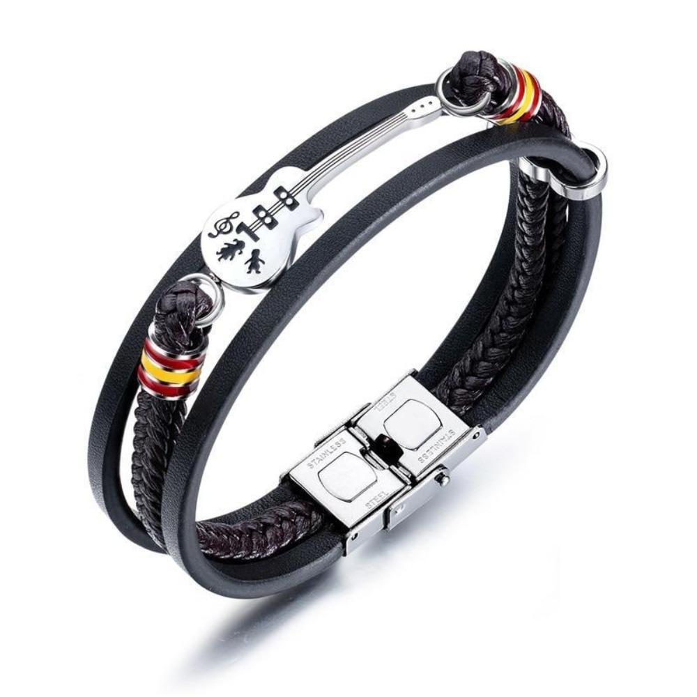 Unique Guitar Bracelet - Limited Edition