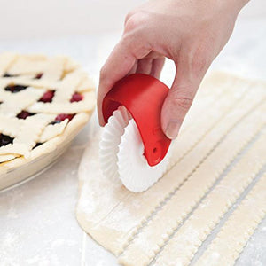 Decorating Plunger and Pastry Wheel Cutter Set | [product_type] | [option1]