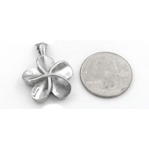 Silver Flower | Urn Jewelry | Urn Necklace | [option1]