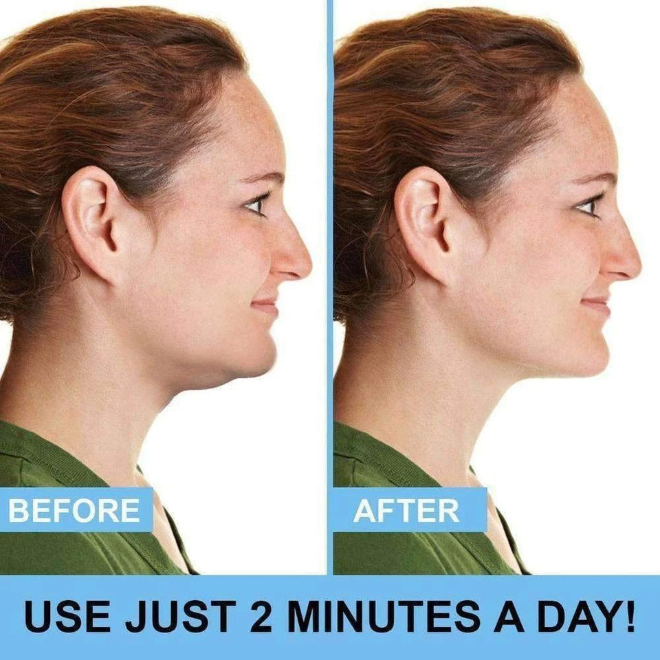 Portable Neck And Chin Slimmer