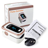 Pulse Oximeter | Blood Pressure | white