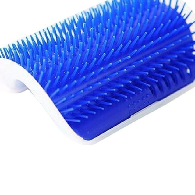 Cats Brush Corner | Cat Grooming | Blue