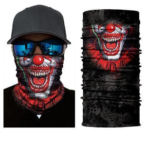 Motorcycle Scarf | [product_type] | Clown