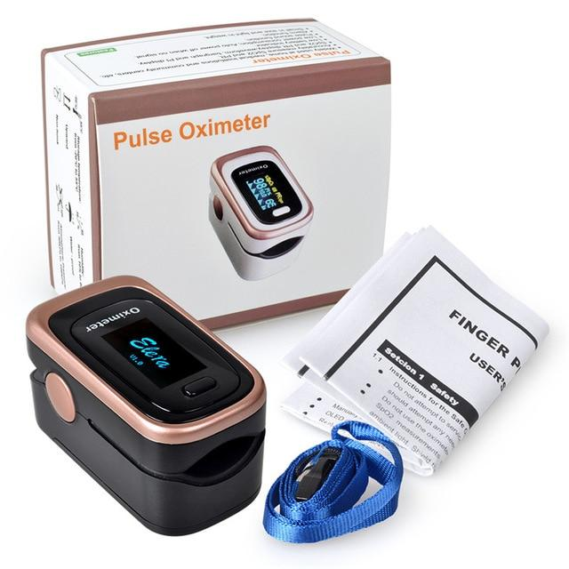 Pulse Oximeter | Blood Pressure | black