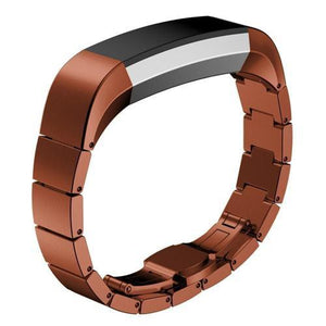 Buckle Link Fitbit Alta Strap | Fitbit Alta | Brown