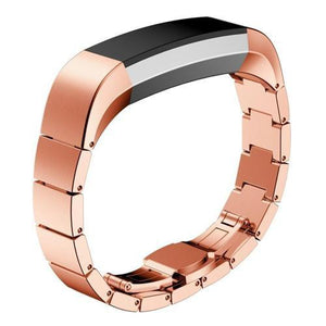 Buckle Link Fitbit Alta Strap | Fitbit Alta | Rose gold