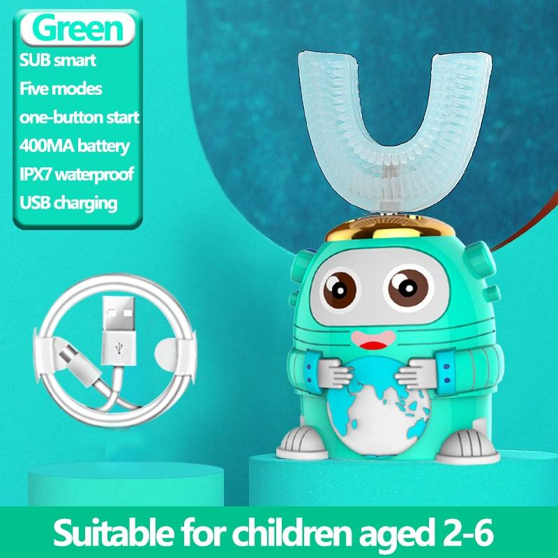 Smart 360  Electric Toothbrush for Kids